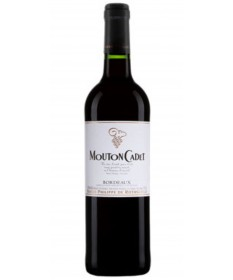 BORDEAUX ROUGE - MOUTON CADET