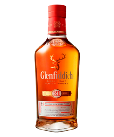 WHISKY GLENFIDDICH 21 ANOS