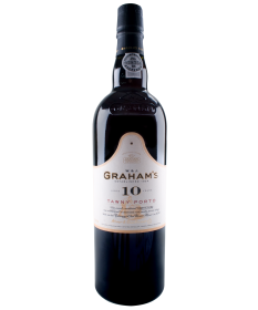 OPORTO GRAHAM'S 10 YEARS OLD TAWNY