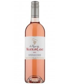 BORDEAUX LE ROSE - MOUTON CADET