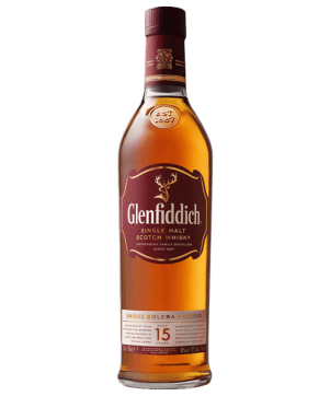 WHISKY GLENFIDDICH 18 ANOS
