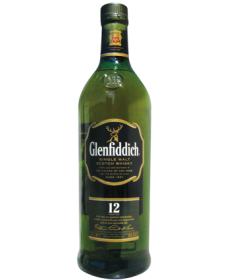 WHISKY GLENFIDDICH 12 ANOS