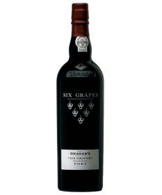 OPORTO GRAHAM´S SIX GRAPPE RESERVA