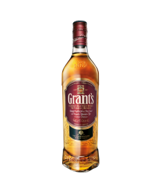 WHISKY GRANTS TIN 750ML