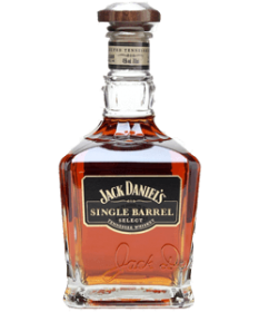 WHISKY JACK DANIEL'S SINGLE BARREL 750 ML