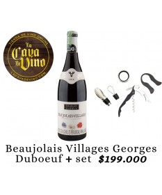 BEAUJOLAIS-VILLAGES GEORGE DUBOEUF